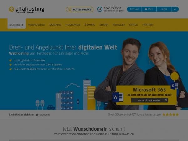 alphahosting.de