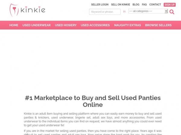 kinkie.co.uk