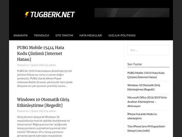 tugberkuylas.com