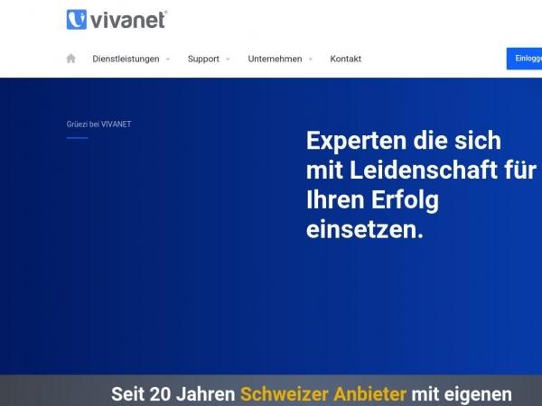 vivanet.ch