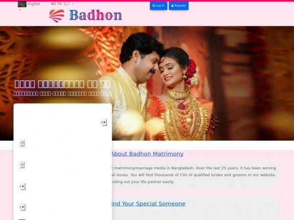 badhonmatrimony.com