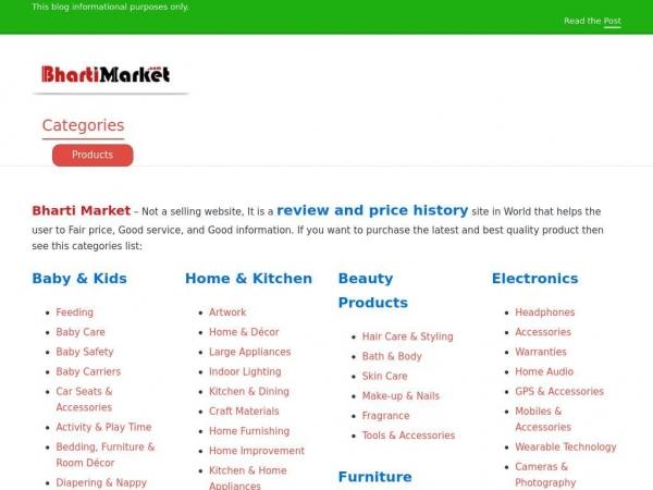 bhartimarket.com